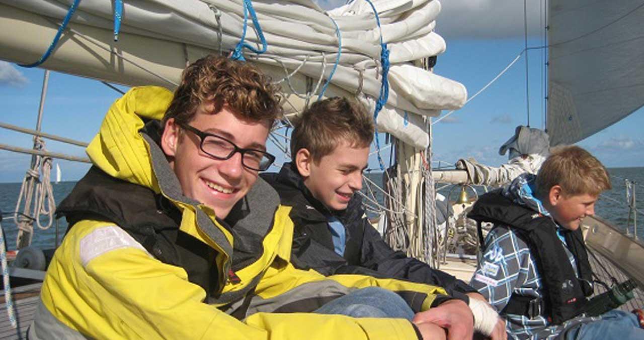 Een dag in het leven van een zeekadet aan boord van Zr. Ms Urania