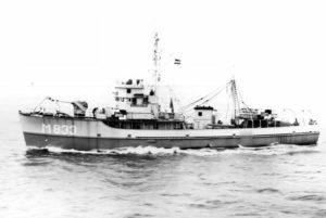 Ex Hr.Ms. Hollandsch Diep was het eerste stationaire opleidingsschip van het zeekadetkorps Den Helder.