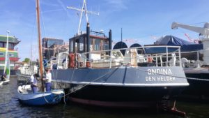 Opleidingsschip Ondina